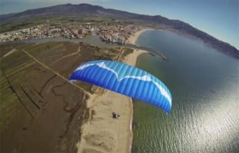 Paramotoring Courses in Spain with SkySchool