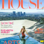 Country & Town House June Edition Front Cover