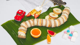 Children's Party Food Ideas from Top Hat Catering