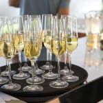 Corporate Drink Reception Services from TopHat