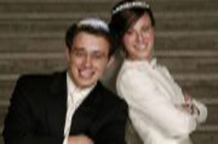 Gershie Meisel & Tzippy Kay, Midwest Region, September 10th, 2008