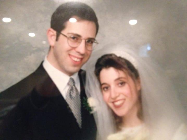 Rabbi Micha Greenland & Rivkie Maryles, Midwest Region, April 26th, 1998