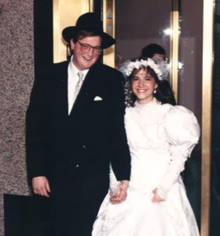 Rabbi David Felsenthal & Chani Goldsmith, Atlantic Seaboard, March 10th, 1991