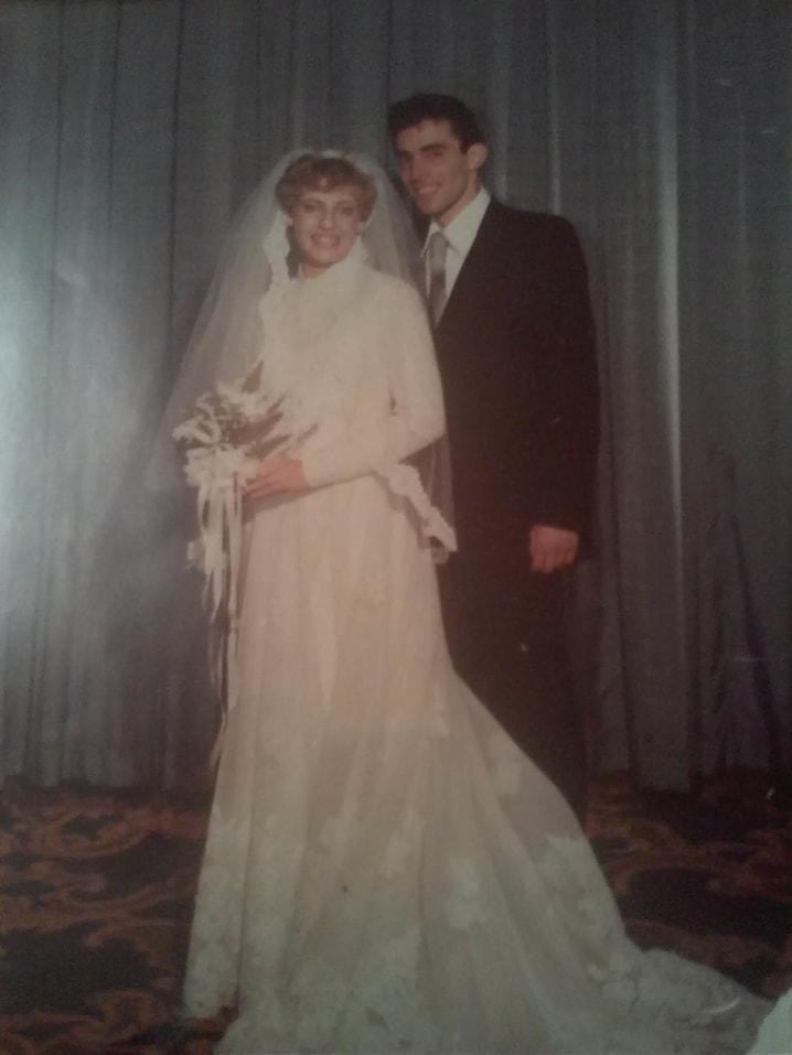 Heshy Riesel & Rochelle Cohen, NY Region, October 25th, 1983