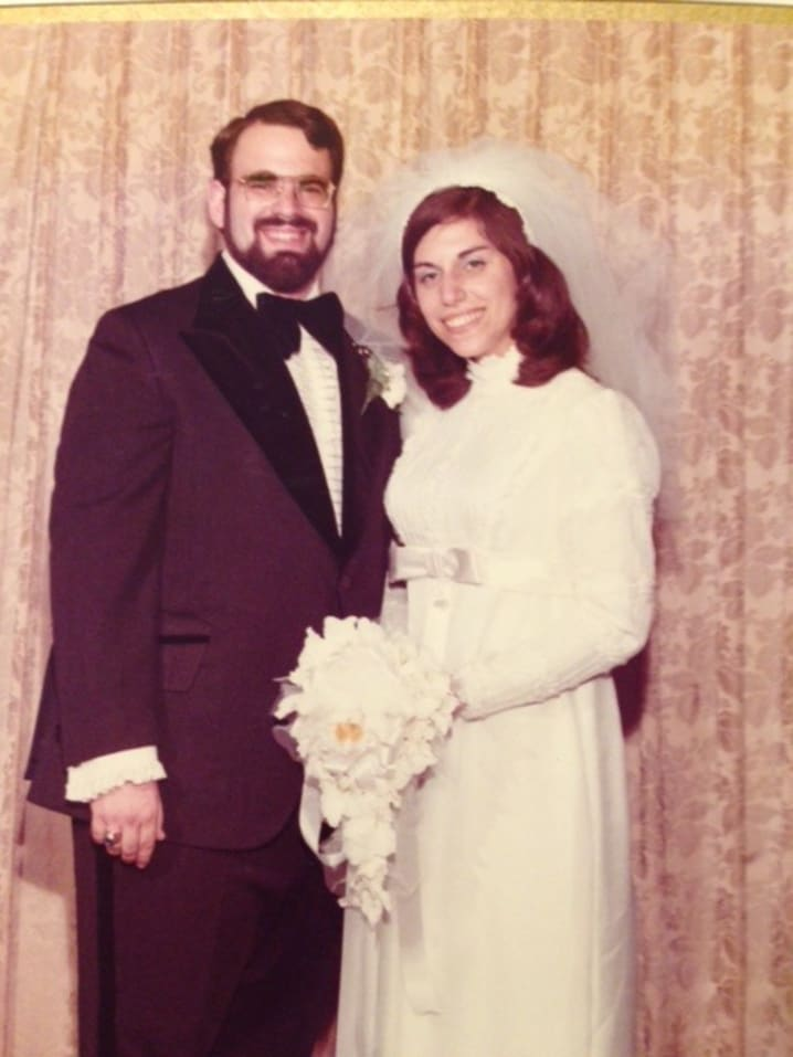 Paul Glasser & Rachel Chernotsky, Greater NY and NJ Regions, September 3rd, 1973