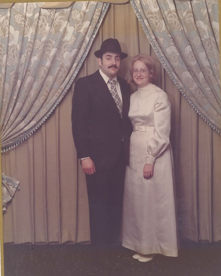 Harvey Gordon & Lynne Shapiro, New England Region, June 19th, 1974