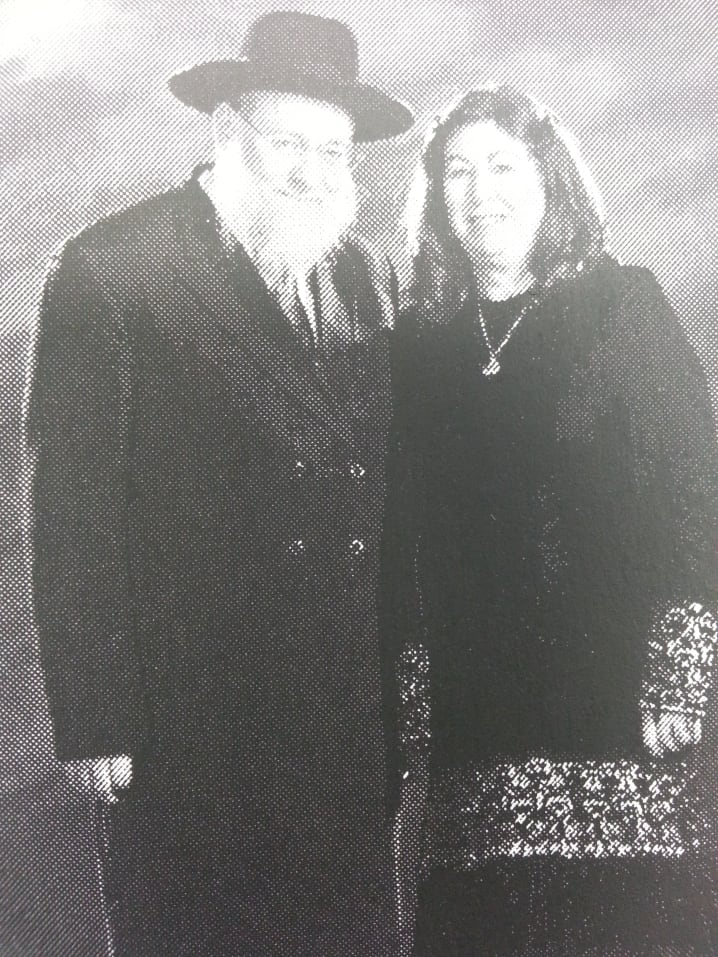 Rabbi Zev Leff & Rivkah Minkoff, Southern & Sullivan-Ulster Regions, October, 1968