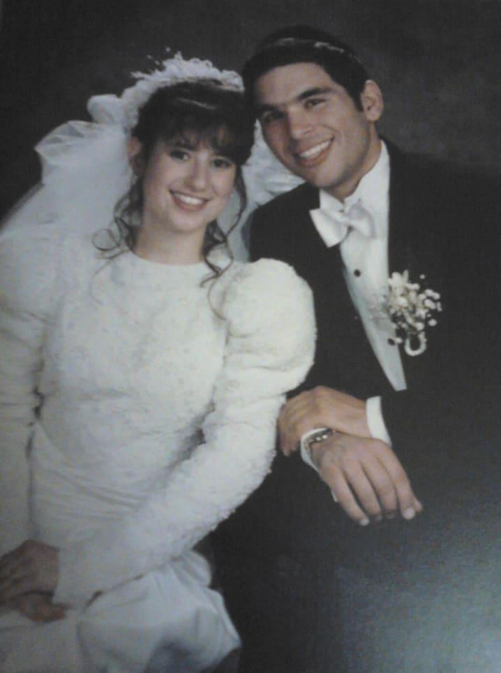Eliyahu Gherman & Shulie Simon, LI Region, June 6th, 1994