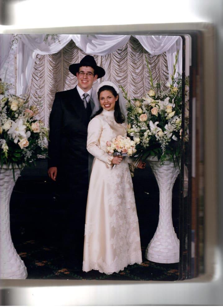 Rabbi Reuven Boshnack & Shira Dubin, LI Region, October 25th, 1998