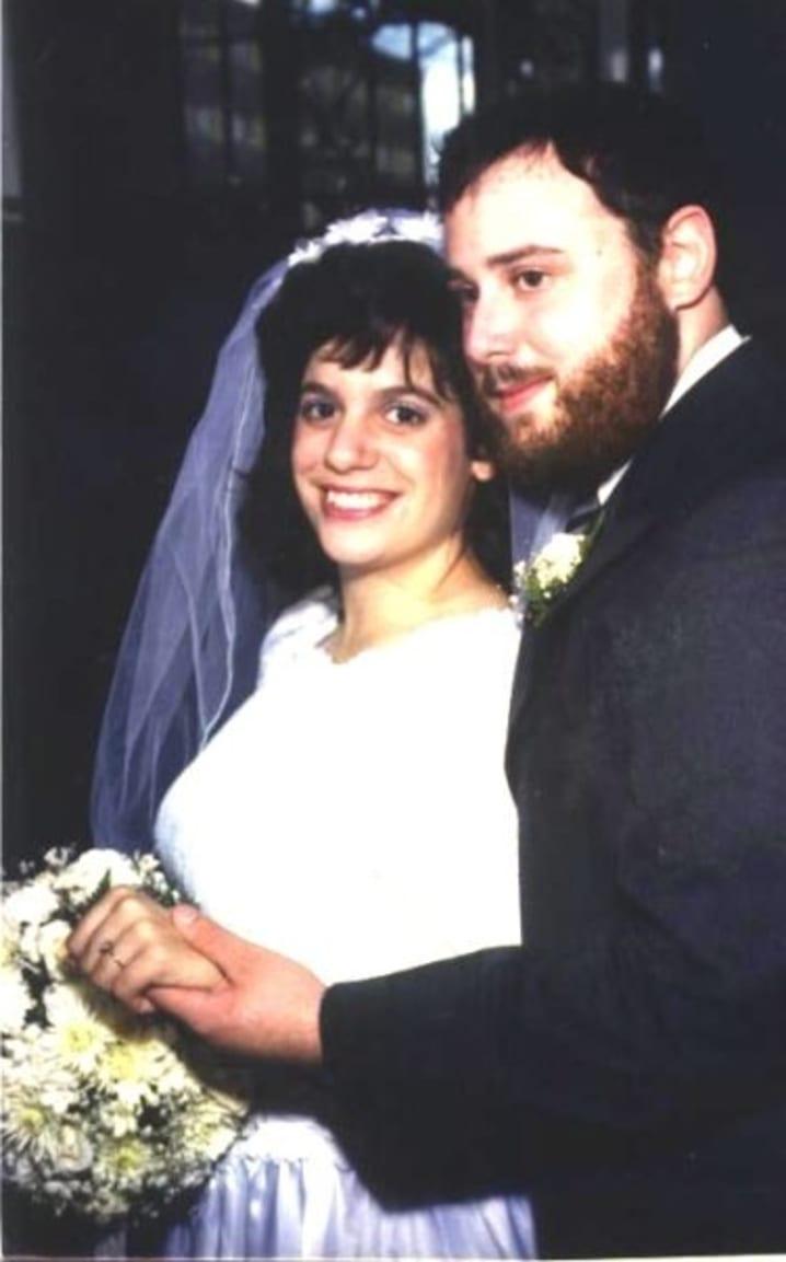 Rabbi Jack Abramowitz & Alana Ackler, LI Region, August 23rd, 1987