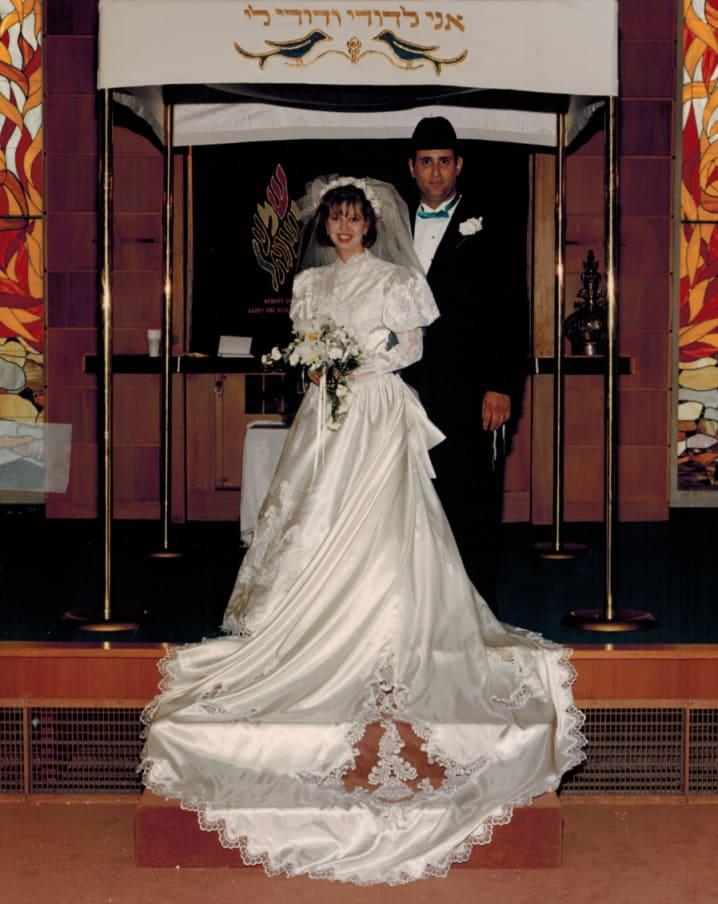 Howard (Chaim) Wax & Rebecca (Rivka) Christiansen, Midwest Region, August 21st, 1994