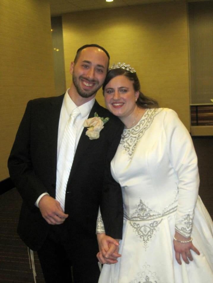 Mordechai Gold & Yonah Malka (Melanie) Sonenshein, Midwest Region, May 22nd, 2012