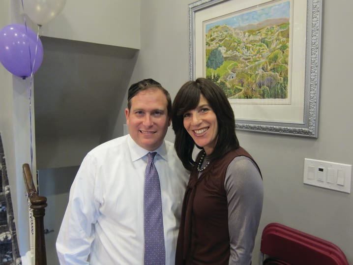 Rabbi Yosef Zakutinsky & Lisa Kaminetsky, NJ Region