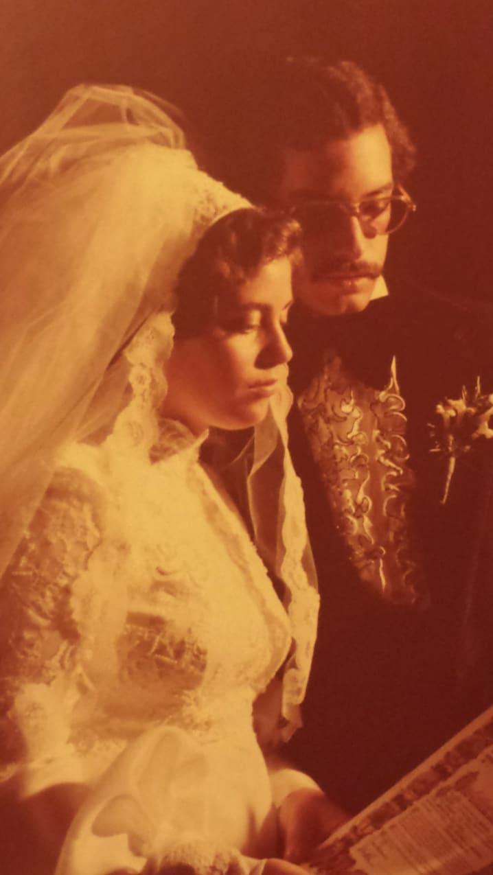 Ira Eisenman & Seena Lawrence, Virginia Region, August 14th, 1975