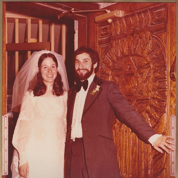 Danny Wildman &  Zelda Grinblatt, Central East & Har Sinai Regions, June 16th, 1974