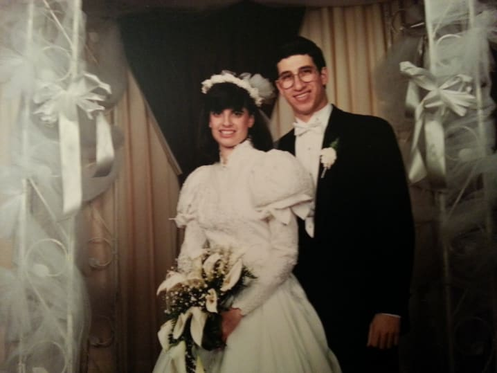 Rabbi Yisrael Kaminetsky & Elisheva Benovitz, NJ Region, June 10th, 1990