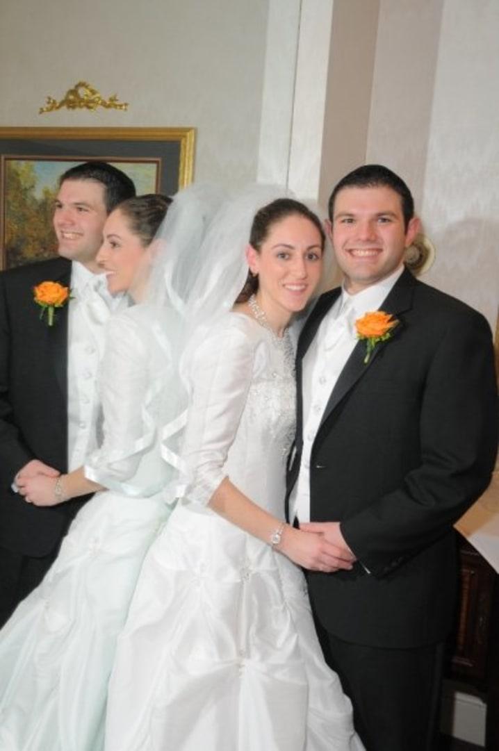 Austin Bach & Miriam Tabak, Etz Chaim and Central East Regions, January 4th, 2009