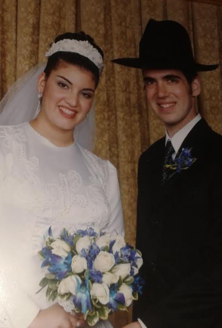 Barry Boyarsky & Bilha Rosenbloom, LI Region August 19th, 2002