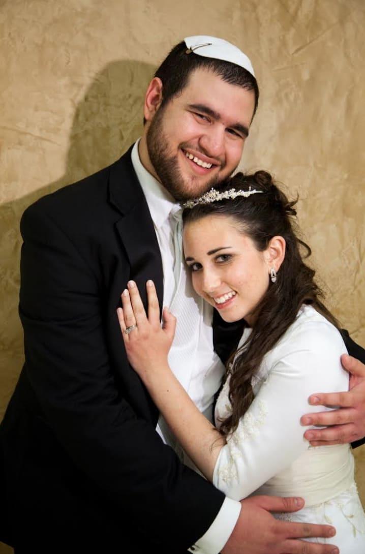 Yonatan Siev and Rebecca Fuchs, Southern Region, June 24th, 2012