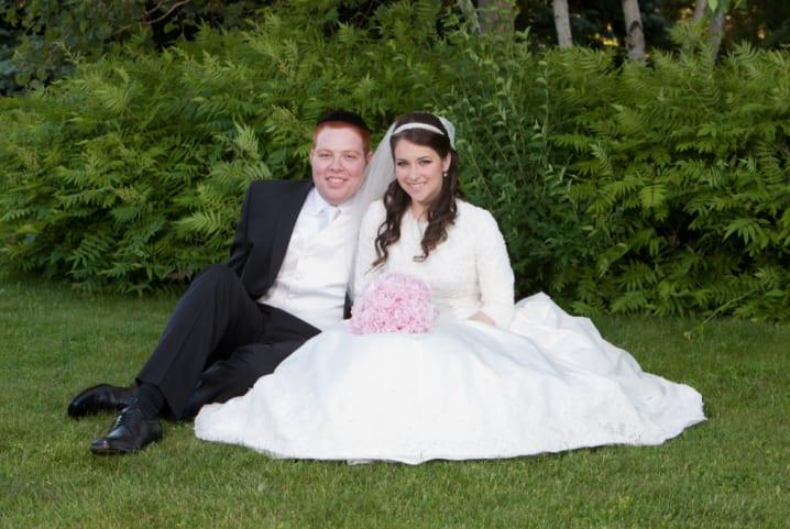 Yosef Kurtz & Stephanie Walkin, Canada Region, June 12th, 2012