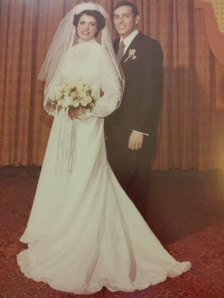 Adina Nagler (New Jersey) & Rabbi David Lebor (Long Island), March 20, 1978