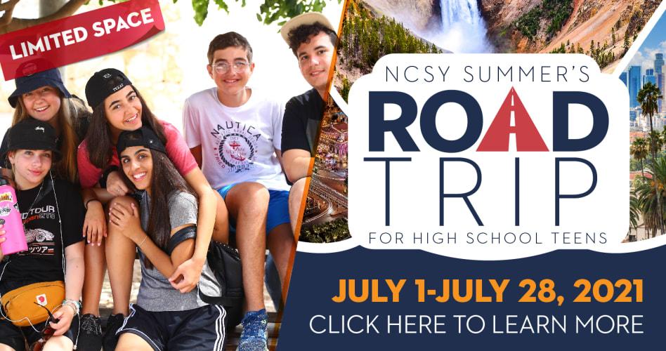 register ncsy summer road trip
