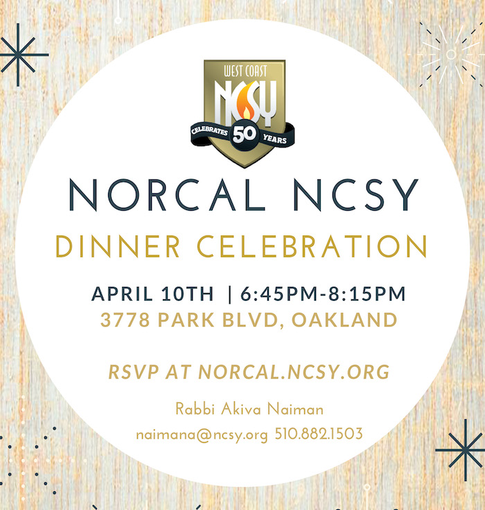 NorCal Dinner
