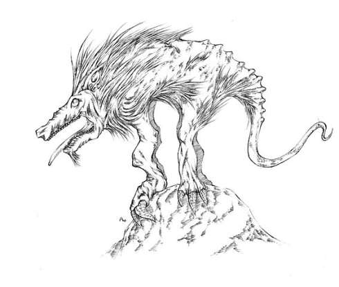 16. Which mythological creature is this?