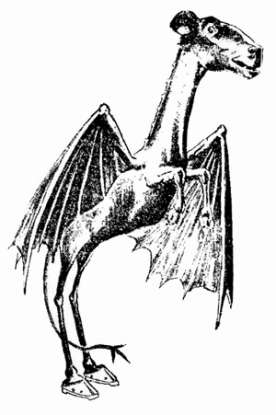 23. Which mythological creature is this?