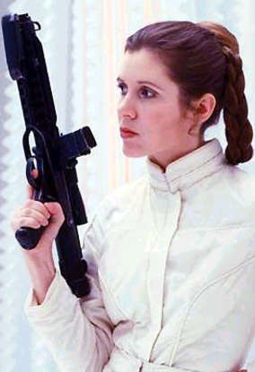 2. Who does Princess Leia ask for help in the holographic message that she sends through R2-D2?