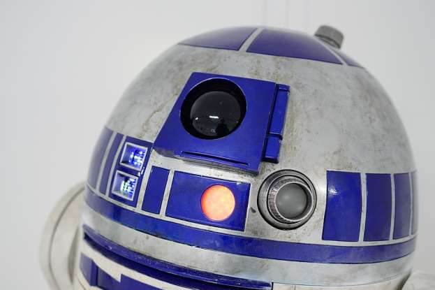 12. Why does Darth Vader want R2-D2?