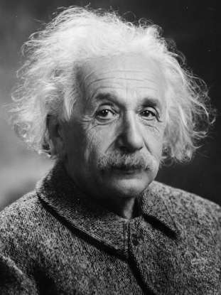 5. Einstein received the Nobel Prize for what discovery?