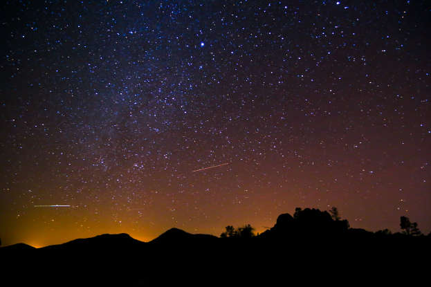 22. Why do stars twinkle?