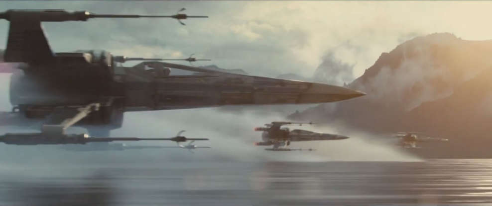 16. What are the wings on the X-wing also called?