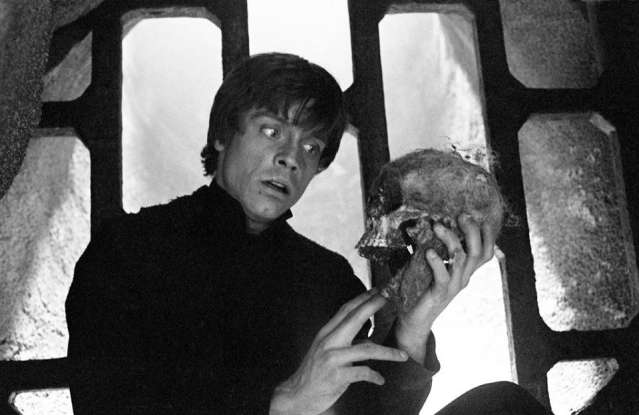 17. How does Luke Skywalker address the Emperor when they first met?