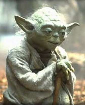22. How old is Yoda?