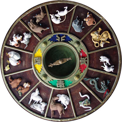 25. In the Chinese zodiac, which sign is seen as industrious?