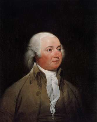 2. Who was the 2nd president of the United States?