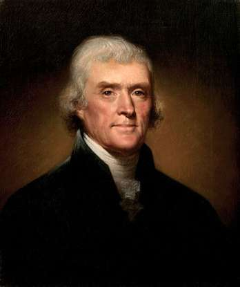 3. Who was the 3rd president of the United States?