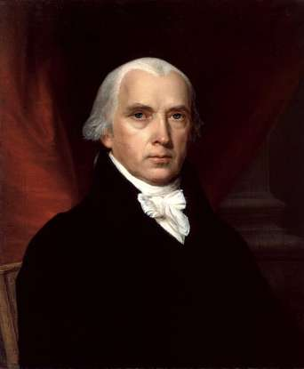 4. Who was the 4th president of the United States?