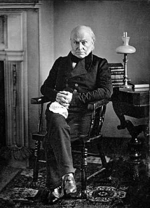 6. Who was the 6th president of the United States?