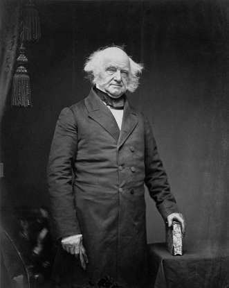 8. Who was the 8th president of the United States?