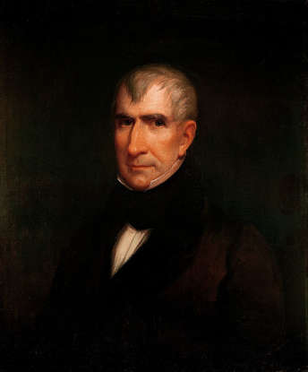 9. Who was the 9th president of the United States?