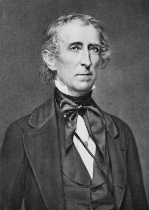 10. Who was the 10th president of the United States?