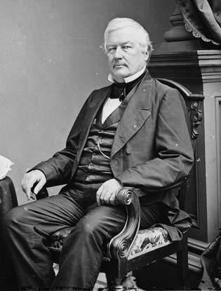 13. Who was the 13th president of the United States?