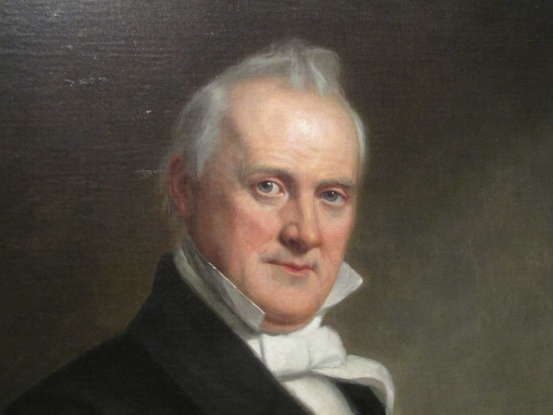 15. Who was the 15th president of the United States?