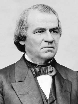 17. Who was the 17th president of the United States?