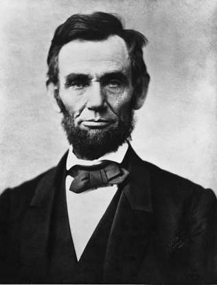 16. Who was the 16th president of the United States?