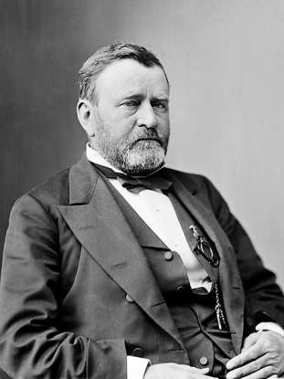 18. Who was the 18th president of the United States?