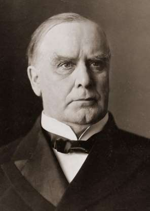 25. Who was the 25th president of the United States?